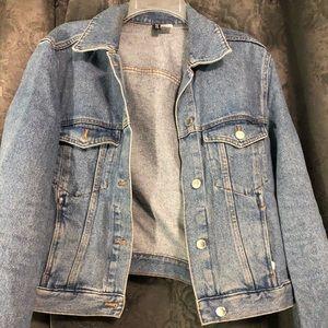 H&M's Denim Jacket